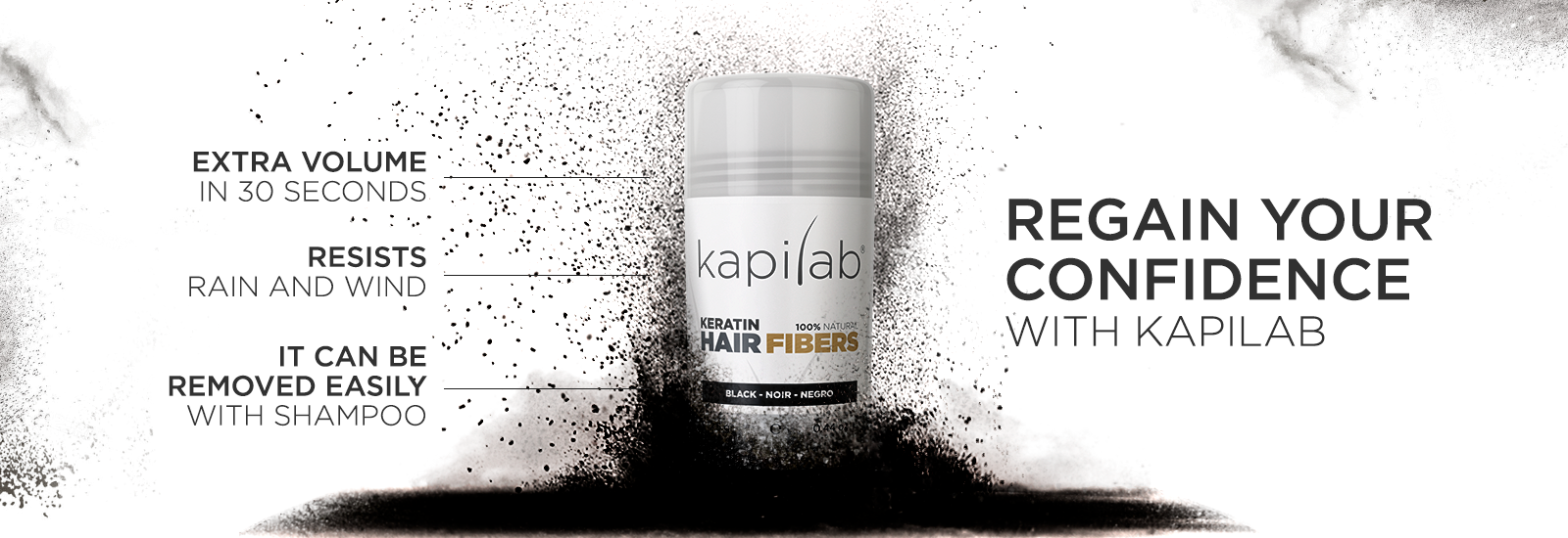 Kapilab Hair Fibers