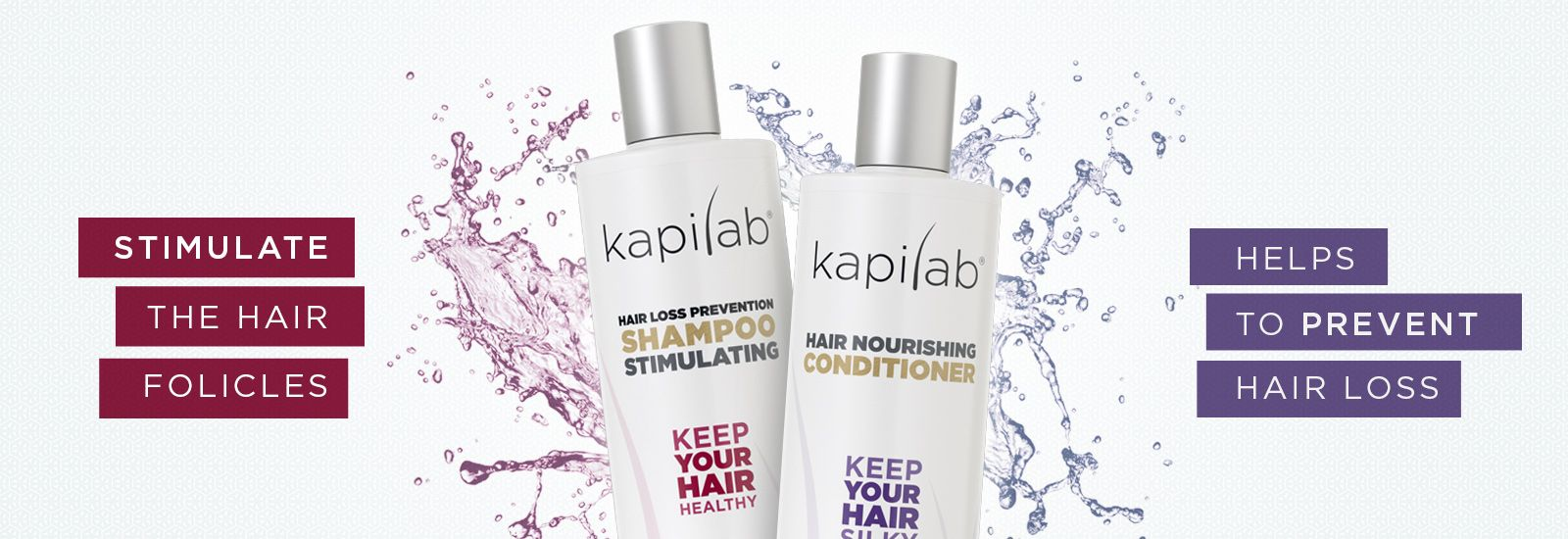 Kapilab Shampoo & Conditioner