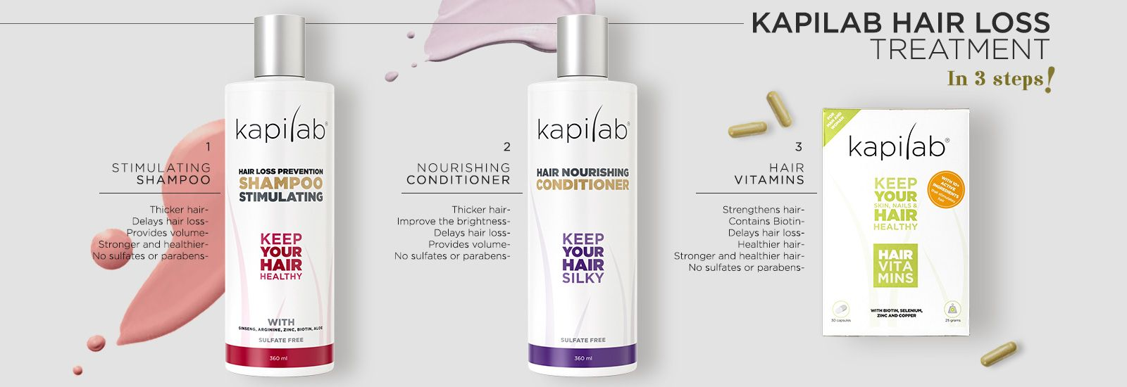 Kapilab Hair Loss Treatments